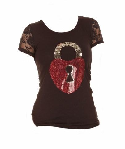 Barbarella celebra San Valentín con una original camiseta