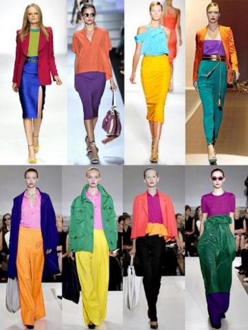 Los colores según nuestro tipo de piel
