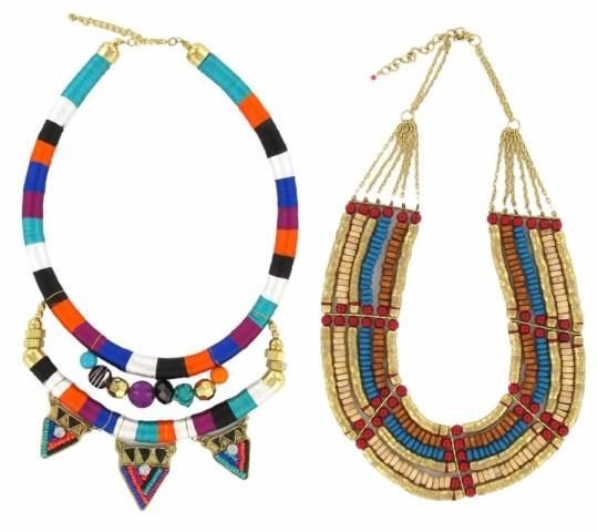 La tendencia tribal y su pasión colorista se apoderan de las calles