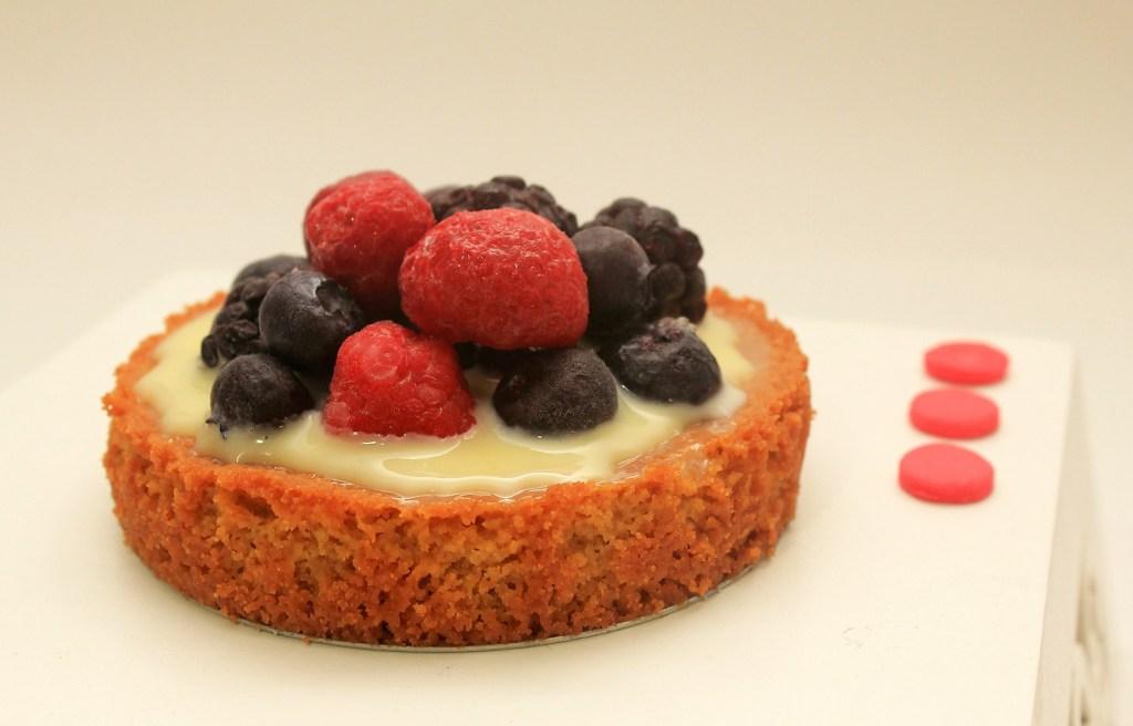 """""""Berry & Cherry"""": la nueva propuesta en minicake de El Mundo de Loli"""