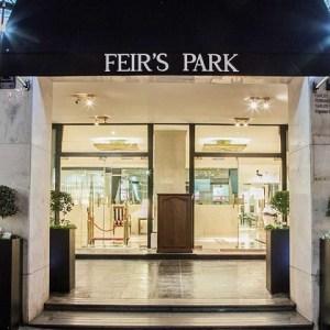 Fachada Feir´s Park Hotel