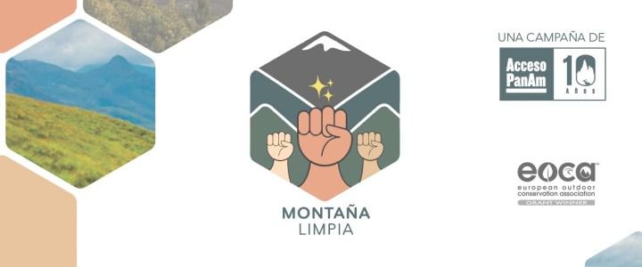 Montanha Limpa – A nova Campanha do Acceso PanAm