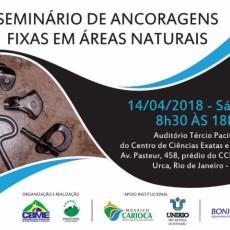 Seminário de Ancoragens Fixas em Áreas Naturais