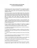 Ata da reunião – 07-03-2016 – Trilha Transcarioca