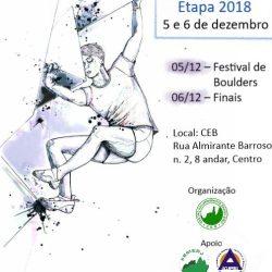IV Campeonato CBM de Escalada Indoor
