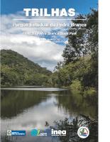 Guia de Trilhas do Parque Estadual da Pedra Branca – 2013