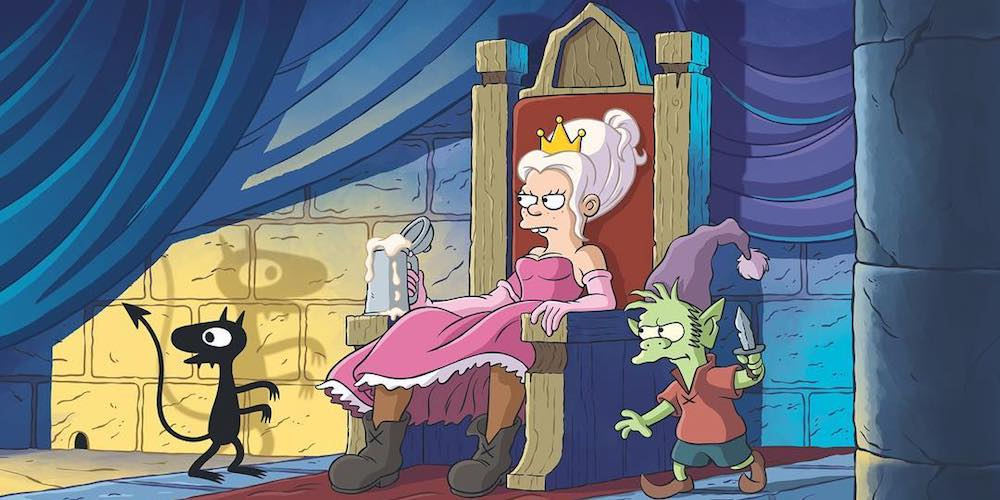 disenchantment review