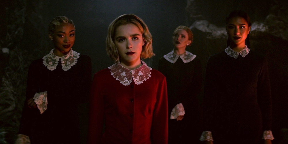 chilling adventures of sabrina review