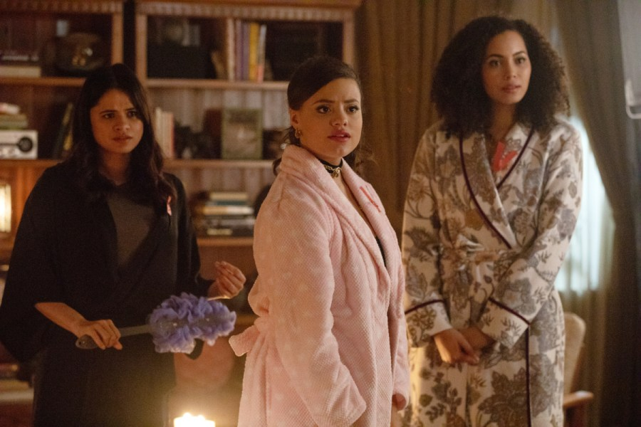 charmed cw review