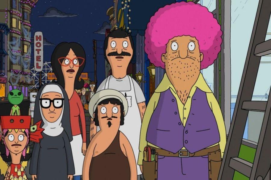 bobs burgers best halloween episodes