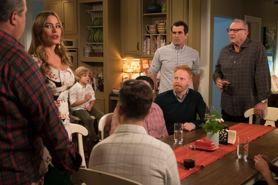 modern family renewed
