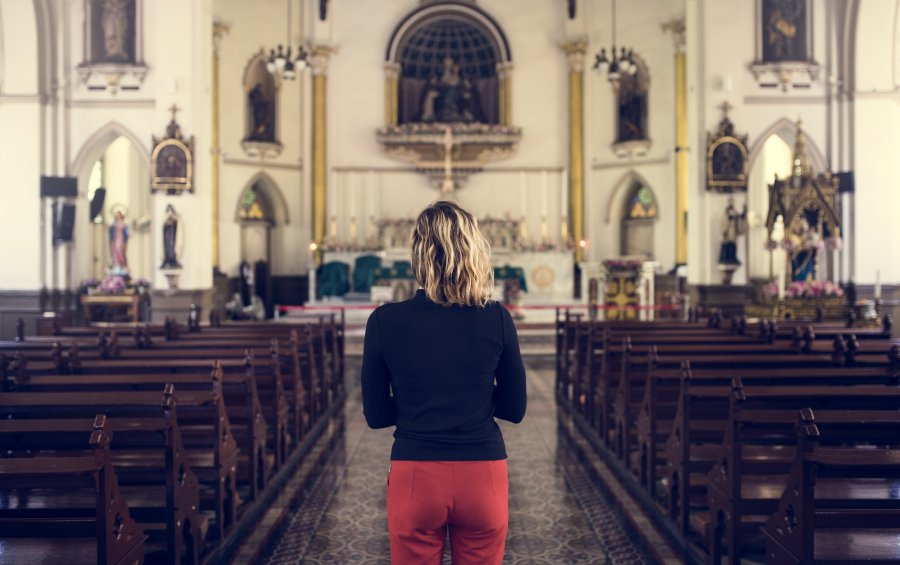 feminist catholic