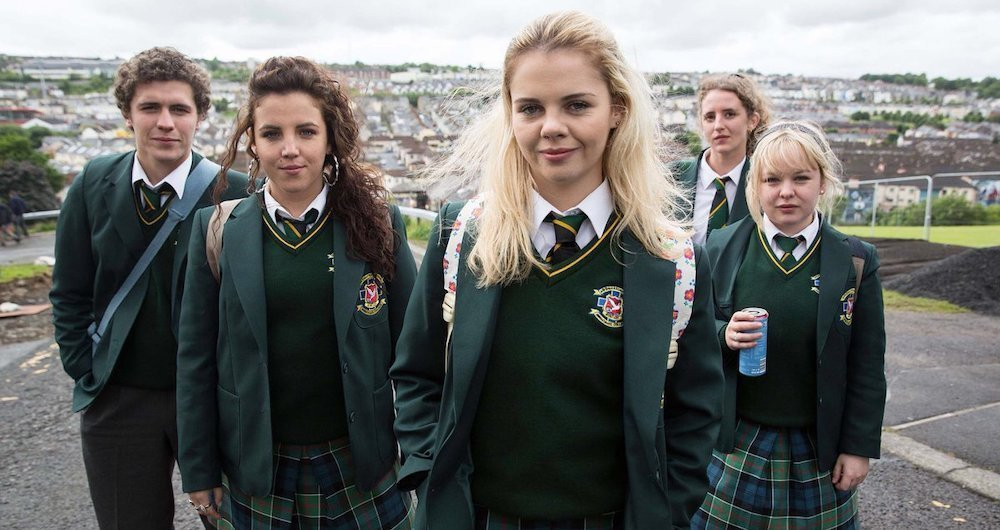derry girls review