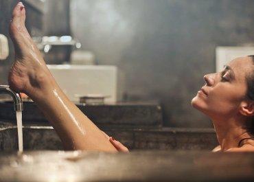 self care bath