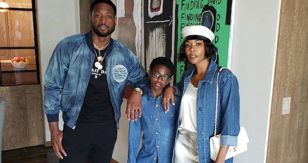 Dwyane Wade On Supporting His Son At Pride: 'I'm Just Doing What Any