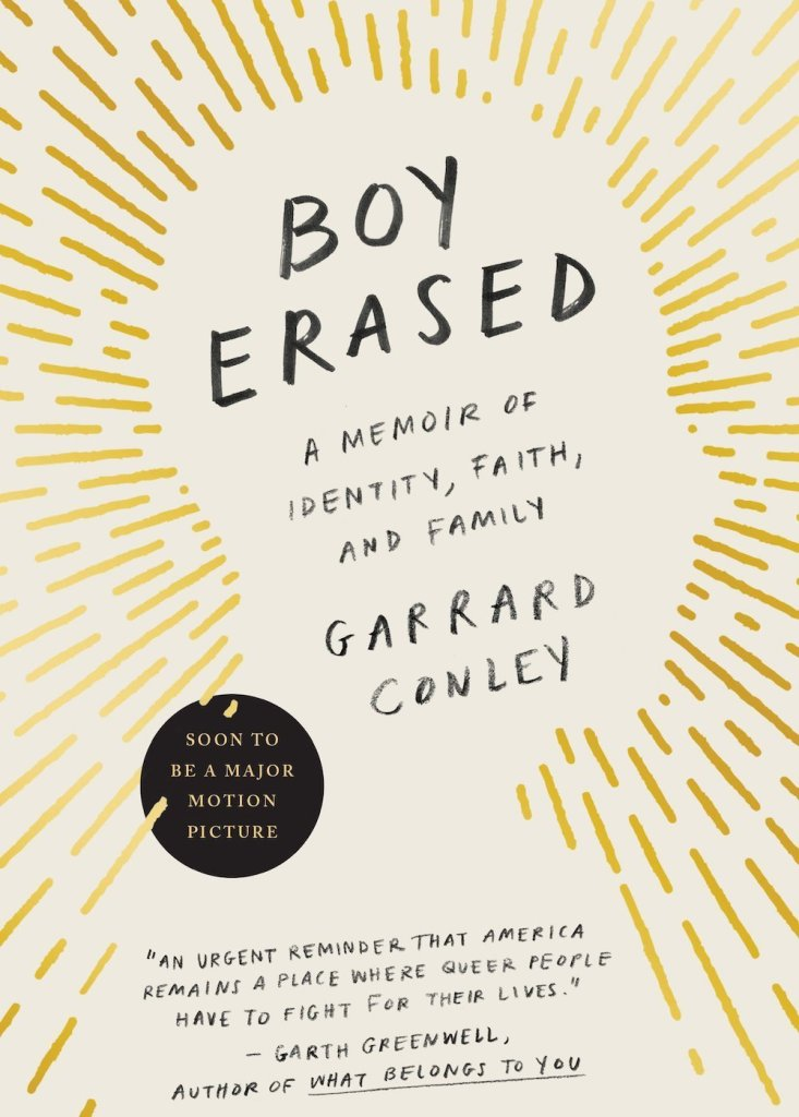 boy erased book