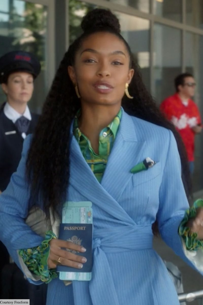grownish zoey johnson style outfit ideas