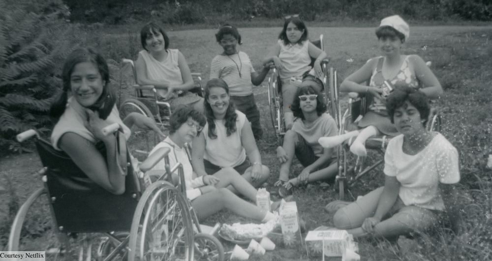 Crip Camp' is the Inspiring Netflix Documentary You Haven't Watched Yet |  Femestella