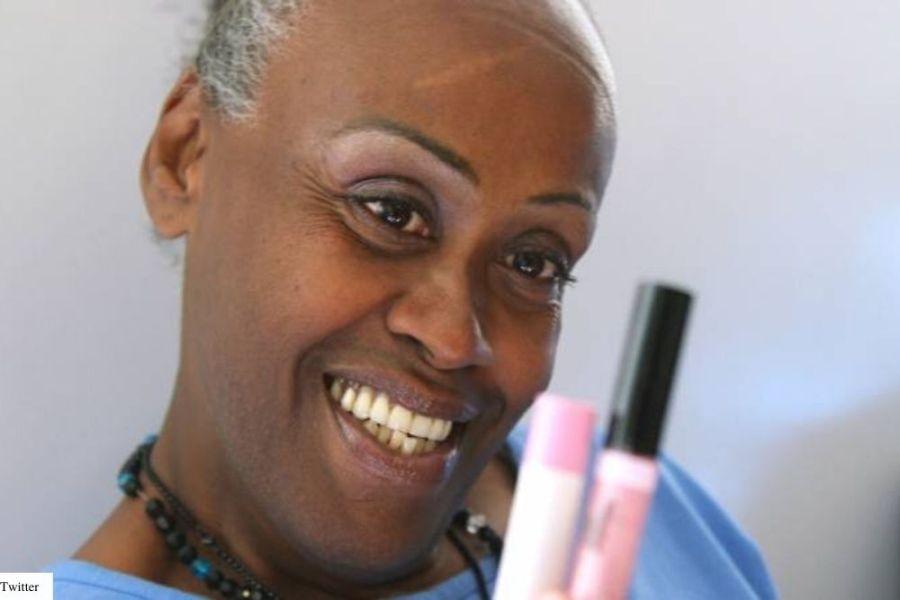 trans woman raped prison C. Jay Smith
