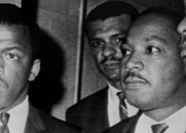 civil rights leader john lewis