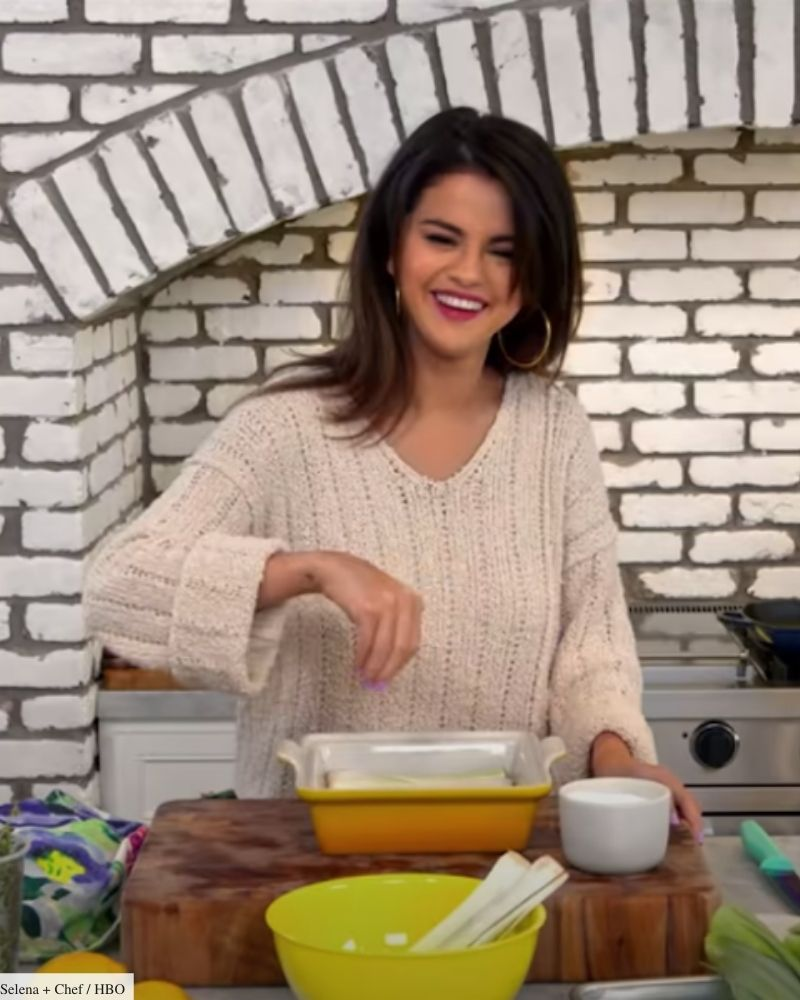 selena gomez selena+ chef cooking show