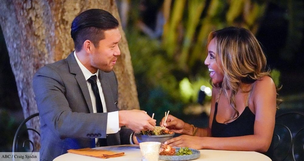 the bachelorette tayshia ethnicity joe park