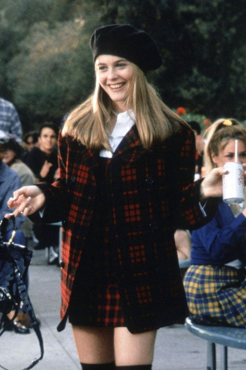 clueless cher horowitz style outfits