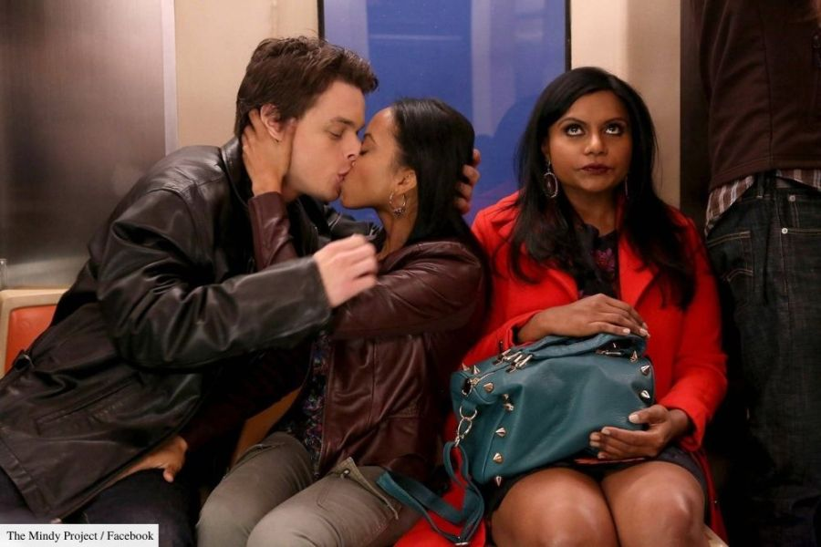 the mindy project mindy and danny