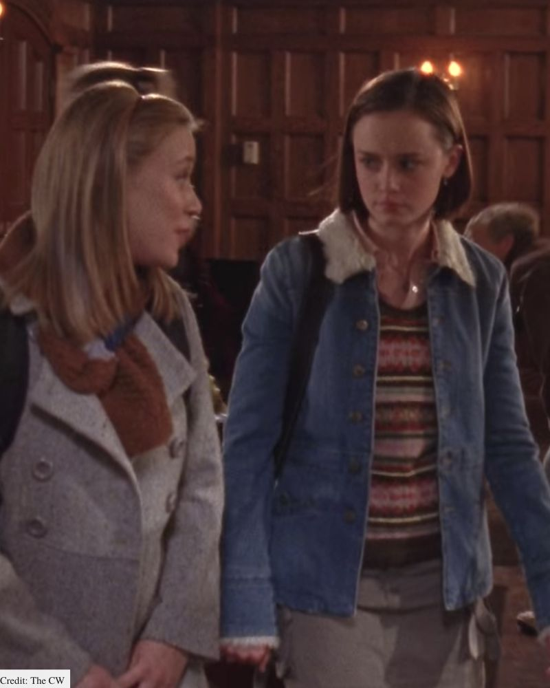 gilmore girls style rory