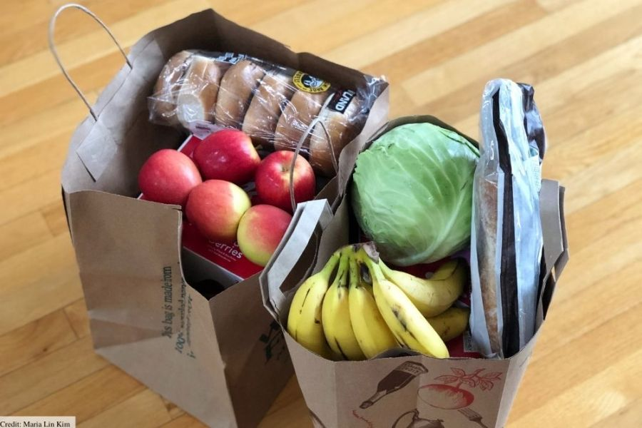 free grocery delivery services