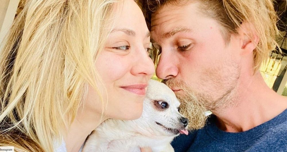 kaley cuoco husband