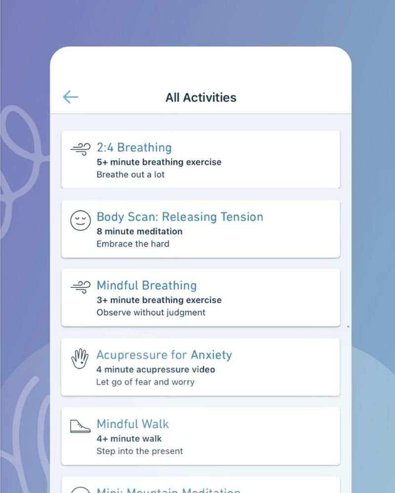best self care apps