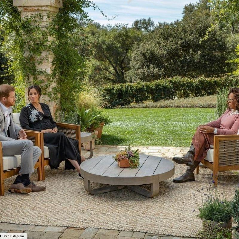 meghan harry oprah interview