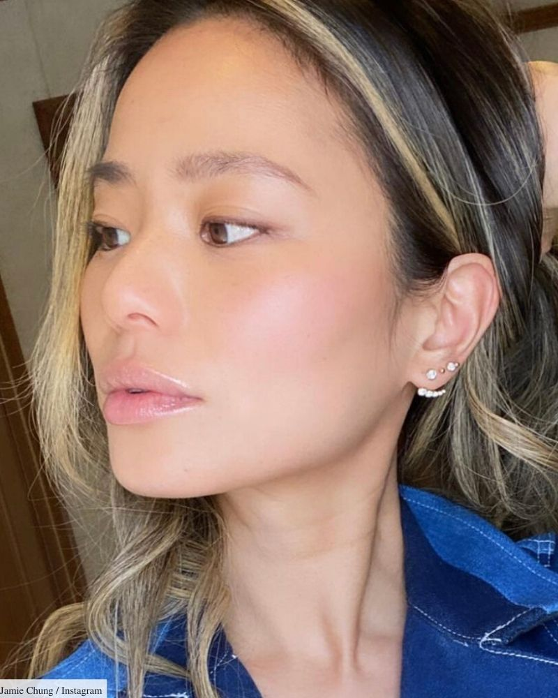 jamie chung jewelry style