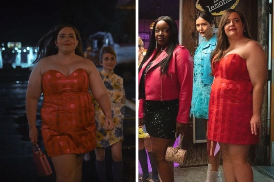 where to get annies outfits from shrill season 3