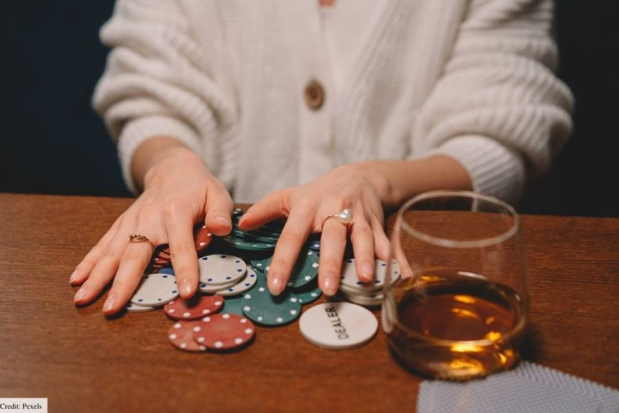 what to do if you have a gambling addiciton