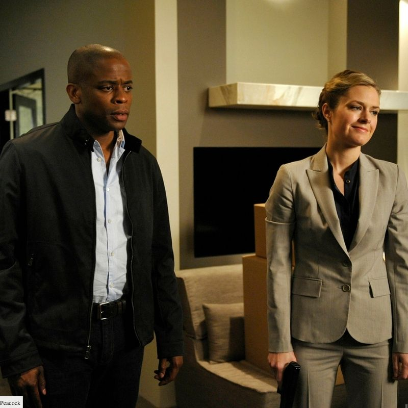 psych actor dule hill