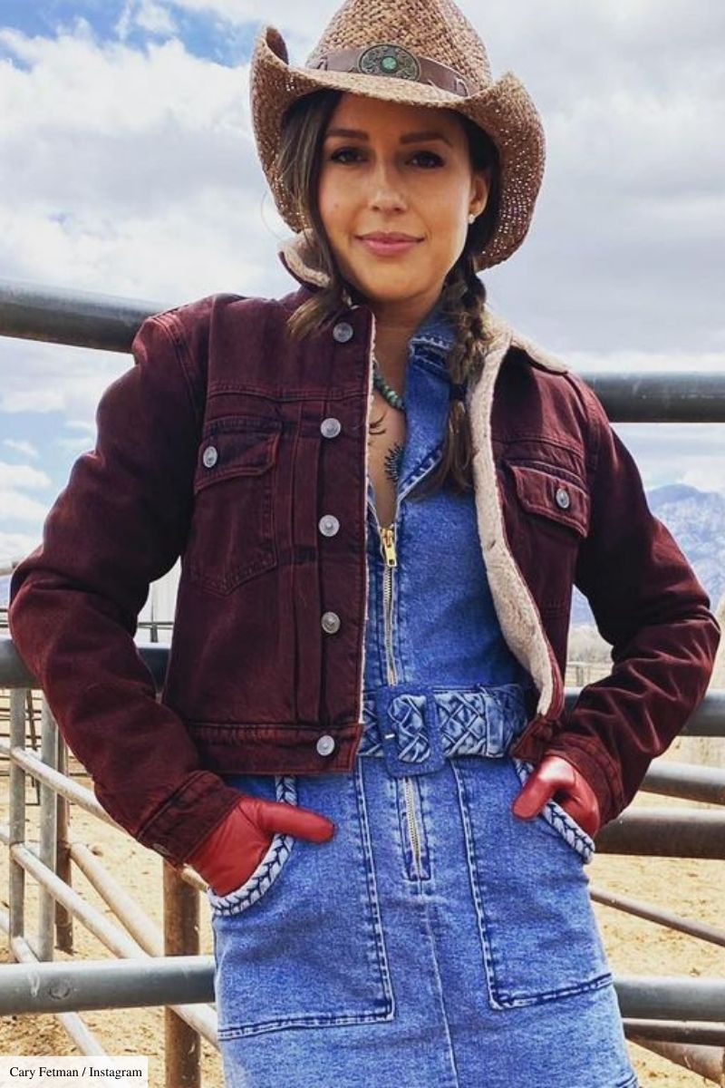 katie bachelorette cowgirl outfit