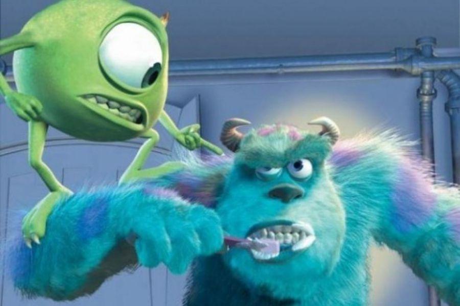 teeth brushing movie scenes