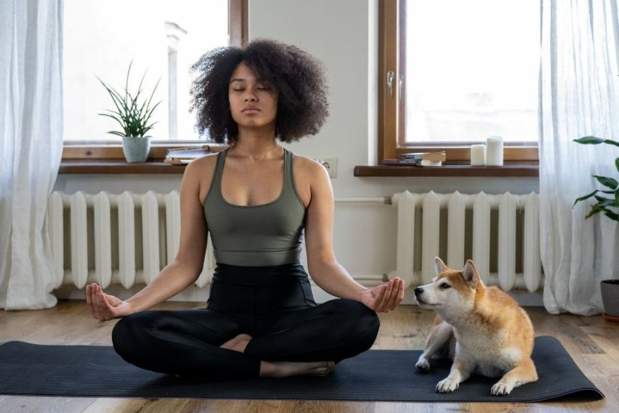 can yoga help period cramps