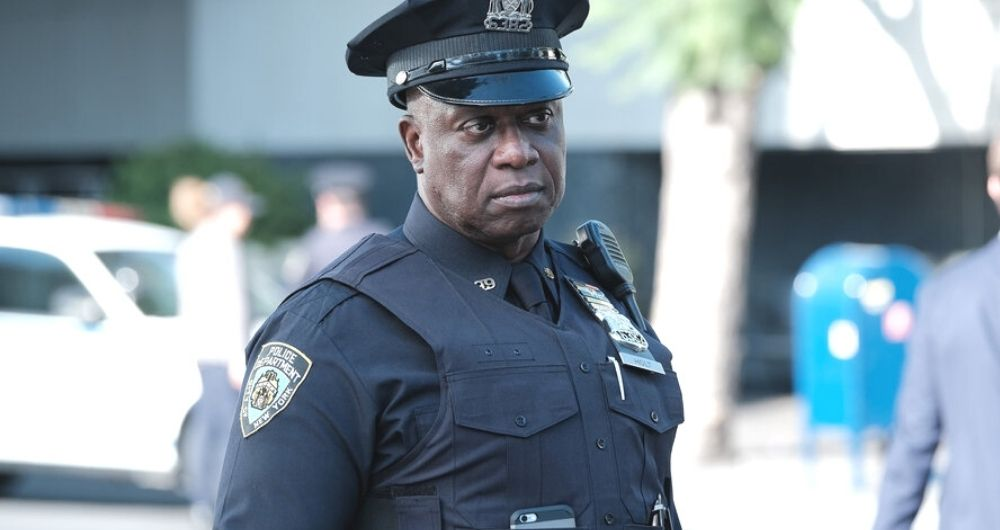 brooklyn 99 police brutality episode