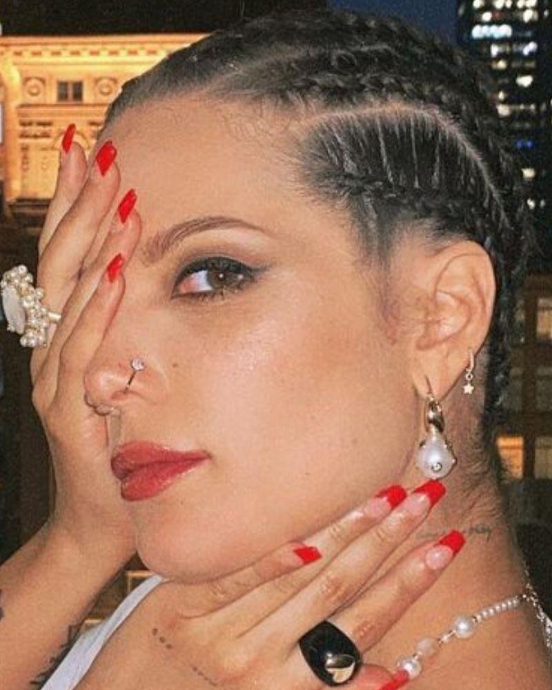 celebrity piercings 2021