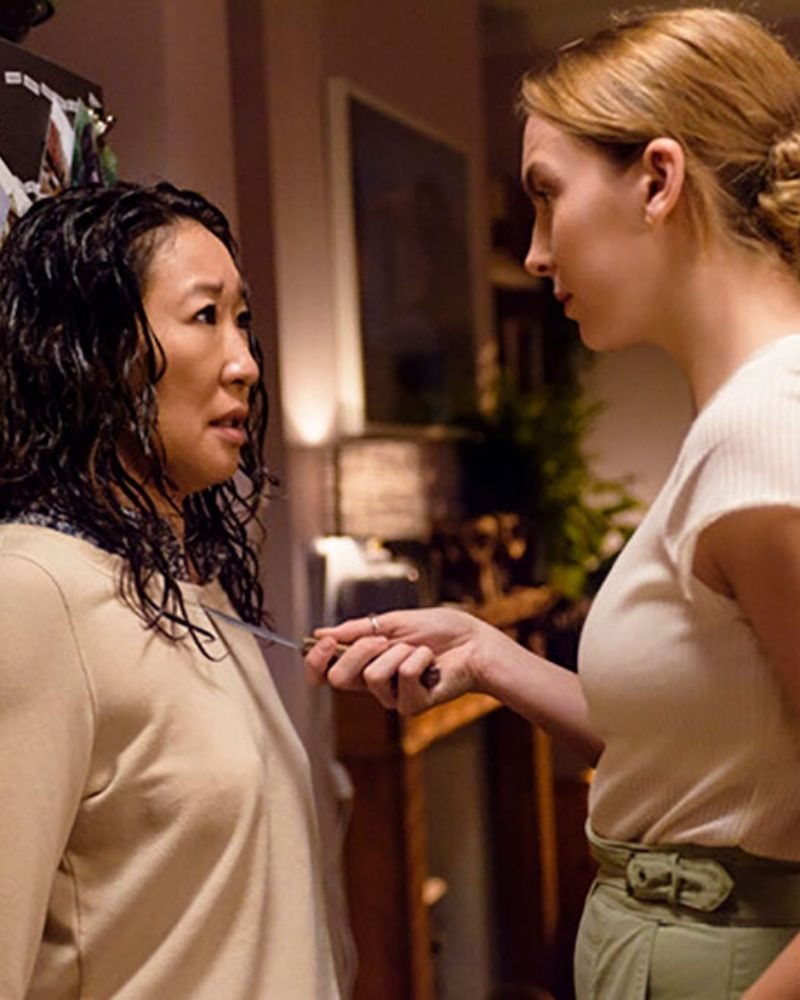 killing eve queer baiting