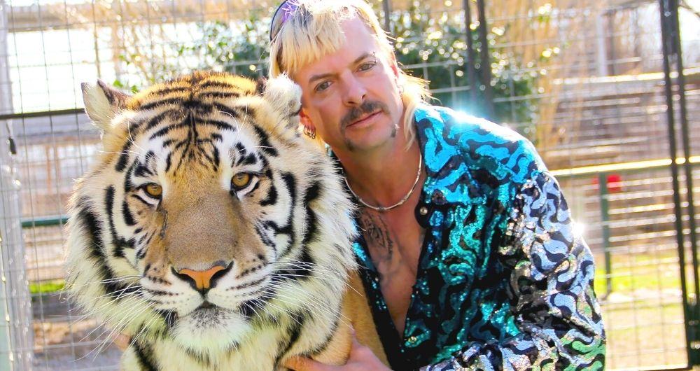 tiger king joe exotic pardoned