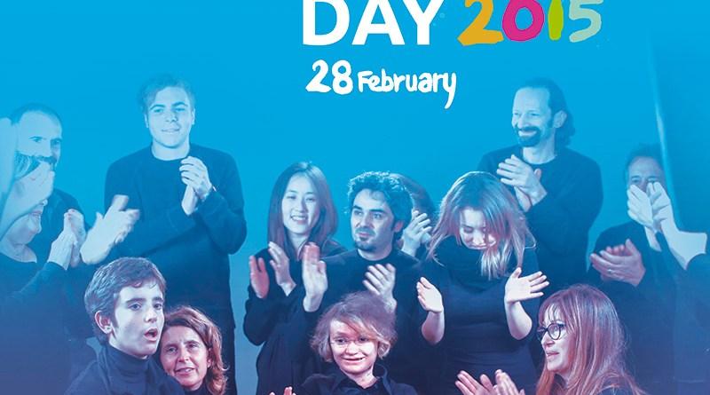 """""""Día a día, mano a mano"""", lema del Día de las Enfermedades Raras 2015"""