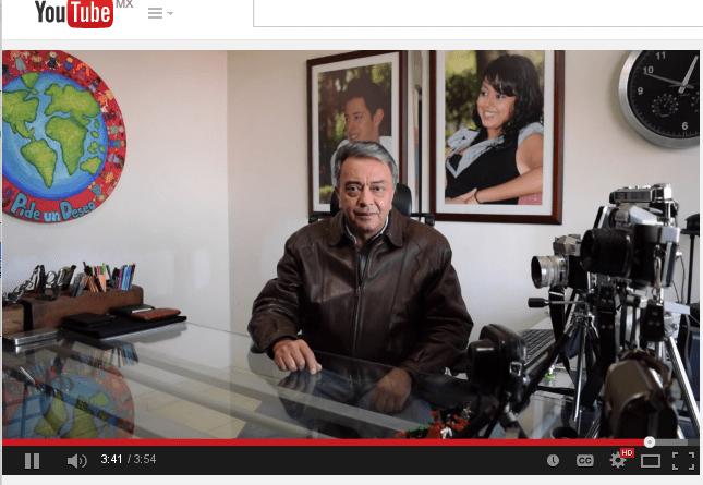 David Peña reporta sobre el Día de EERR 2015 por FEMEXER y PPuDM