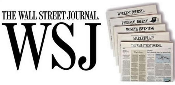 The Wall Street Journal, periódico estadounidense