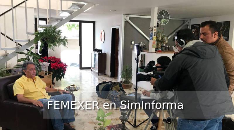SimInforma entrevista a FEMEXER