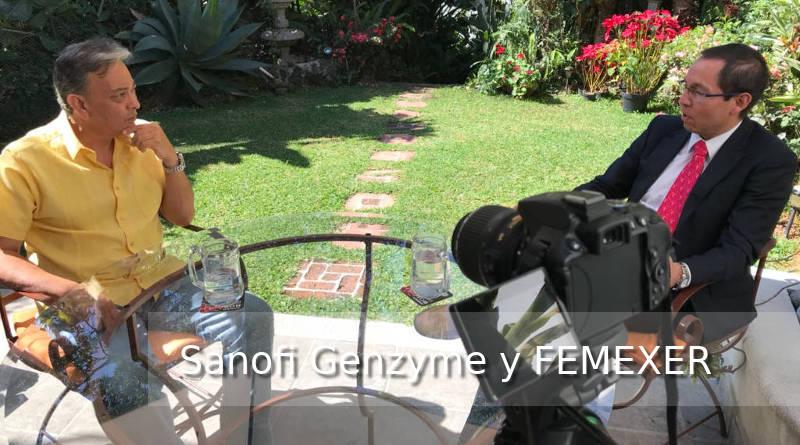 Entrevista FEMEXER a Sanofi Genzyme