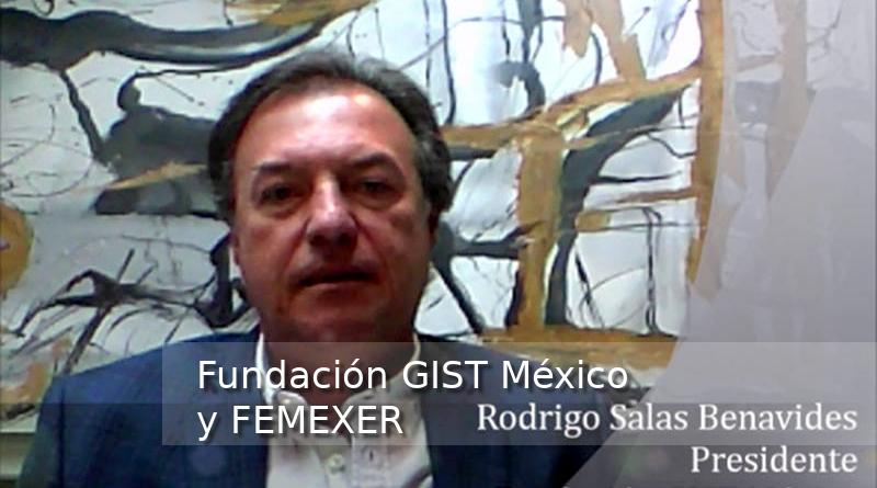 Mensaje de Fundación GIST México a FEMEXER